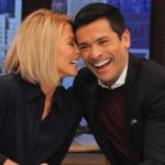 Kelly Ripa Mark Consuelos Michael Strahan