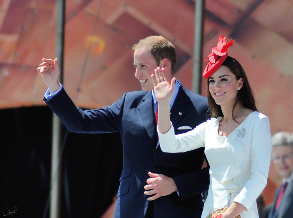 Prince William Kate Middleton Pregnant