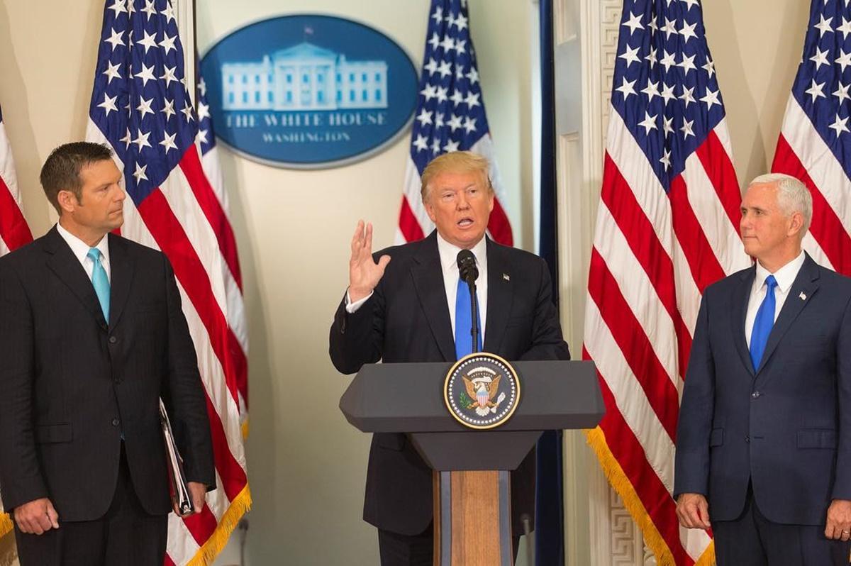 Donald Trump Making Deals With Democrats