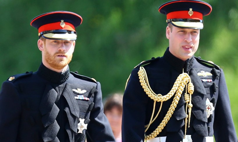 Queen Elizabeth Took This Decision After Prince Harry And Prince William Sparked Concerns Over Statue Unveiling Ceremony - US Daily Report