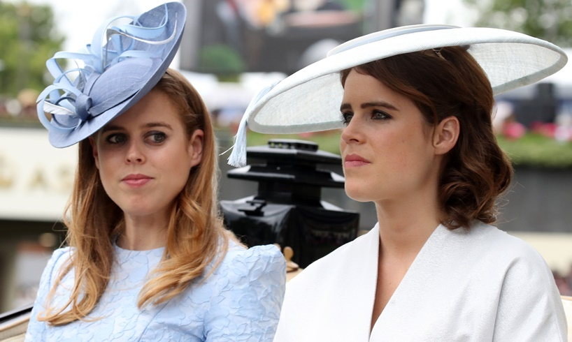 Princess Eugenie And Princess Beatrice Are At War Because Of Meghan Markle - US Daily Report