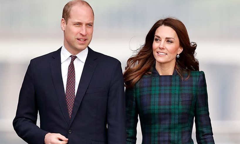 Prince William Had This Petty Reaction After He Was Told That He Almost Ruined This Photo With Kate Middleton - US Daily Report